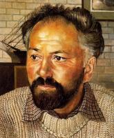 Джон Роддэм Спенсер-Стенхоуп. Мужской портрет