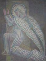 Вячеслав Коренев. Коленопреклонный ангел