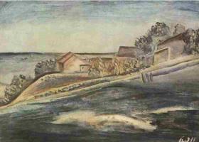 Джорджо Моранди. Сказочный пейзаж