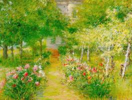 Хорек. Дорога в сад