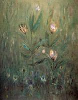 Мануэль Баеза. Цветы 4