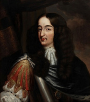 Самюэл ван Хогстратен. Портрет принца ван Виллема III