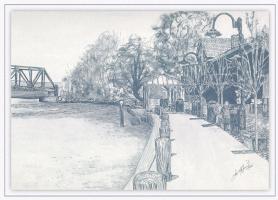 Питтсфорд. Мост 5