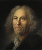 Бальтазар Деннер. Портрет старика