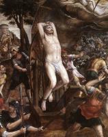 Михиль ван Кокси. Пытки Святого Георгия