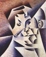 Хуан Грис. Портрет матери художников