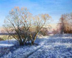 Сергей Владимирович Дорофеев. First frost