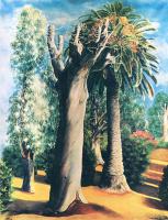 Моисей Кислинг. Деревья