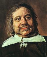 Франс Хальс. Портрет Виллема Кройса. Фрагмент