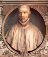 Джованни Лоренцо Бернини. Бюст Педро де Фуа Монтойя