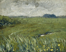 Кес Ван Донген. Пейзаж