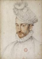 Франсуа Клуэ. Портрет Карла ІХ, короля Франции