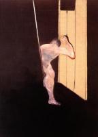 Фрэнсис Бэкон. Фигура открывающая дверь