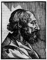Тициан Вечеллио. Портрет Лудовико Ариосто