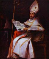 Бартоломе Эстебан Мурильо. Святой Исидор