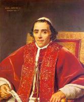 Жак-Луи Давид. Пий VII