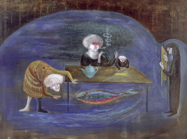 Leonora Carrington. Friday