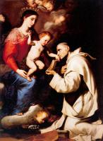 Хосе де Рибера. Святой Бруно