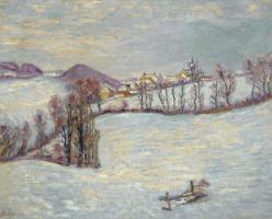 Арман Гийомен. Самюэль зимой