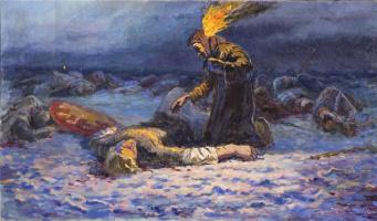 Сергей Семенович Рубцов. Мать