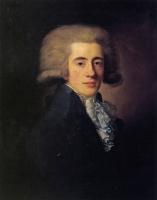 Жан Луи Вуаль. Портрет графа Н. П. Панина