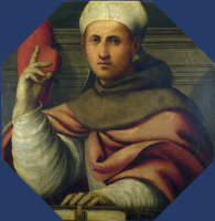 Джованни Антонио де Лодесанис Порденоне. Святой Бонавентура