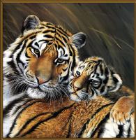 Поллианна Пикеринг. Большие кошки 05