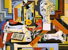 Пабло Пикассо. Сюжет 2