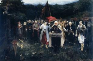 Alexander Murashko. Funeral Mishka