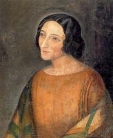 Грегорио Прието Муньос. Портрет женщины