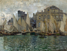 Claude Monet. Views of Le Havre