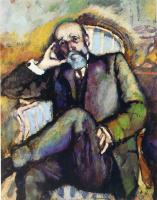 Марсель Дюшан. Портрет отца художника