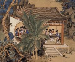Пэн Лиан Сюй. Китаянка 30