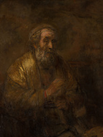 Рембрандт Харменс ван Рейн. Гомер