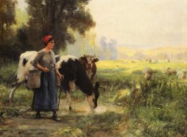 Жюльен Дюпре. Ферма