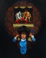 Александр Гизя-Чобану. В свете софита