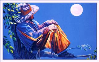 Том Гресс. Полная луна