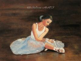 Elena Sh. Ballerina