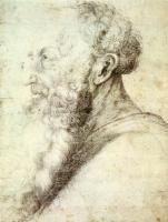 Маттиас Грюневальд. Портрет
