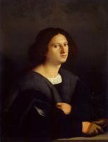 Якопо Пальма Старший. Мужской портрет