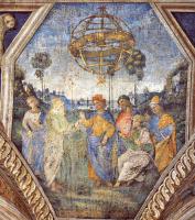 Пинтуриккио. Мадонна с младенцем и ангелами