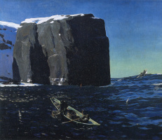 Рокуэлл Кент. Труженики моря