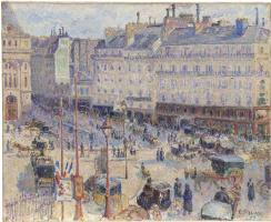 Le Havre area in Paris