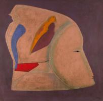 Михаил Шемякин. Метафизическая голова. 1980