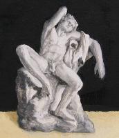Кристоффер Зеттерстранд. Статуя