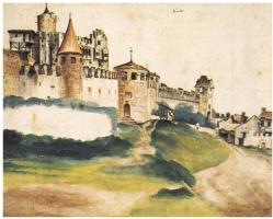 Альбрехт Дюрер. Замок Тренто