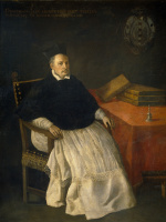 Франсиско де Сурбаран. Инквизитор Диего де Деса
