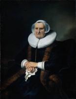 Фердинанд Балтасарс Боль. Элизабет