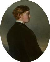 Франц Ксавер Винтерхальтер. Уильям Александер, 12-й герцог Гамильтон
