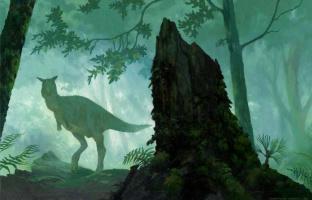 Кристофер Вачер. Динозавр 9